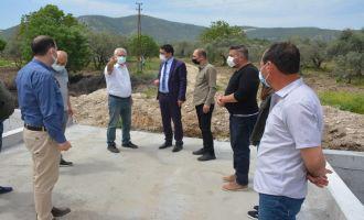 MASKİ'nin Dereköy'deki Menfez İmalatları Tam Not Aldı