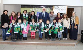 Mecidiyeköy İlkokulu öğrenciler şehrini keşfetti