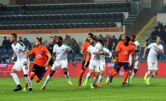 Medipol Başakşehir: 2 - Teleset Mobilya Akhisarspor: 1