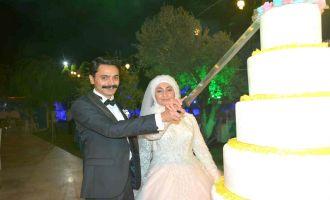 Merve ve Muhammed Sait Çiftinin En Mutlu Günü
