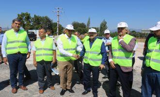 Milletvekili Uğur Aydemir müjdeyi verdi; Demiryolu çok yakında şehir dışına alınıyor