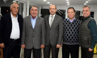 Mustafa Kirazoğlu Devlet Hastanesi Yaşatma Derneğinde, Kirazoğlu güven tazeledi