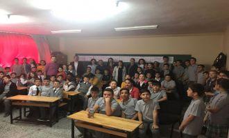 Öğrencilere gıda güvenliği ve sağlıklı beslenme eğitimi