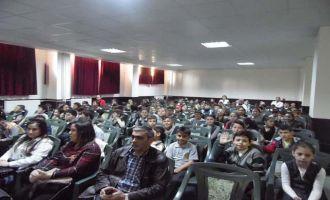 Öğrencilere trafik bilinci eğitimi verildi