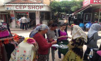 Okuntu Eşliğinde Akhisar halkı Çağlak Festivali'ne davet edildi