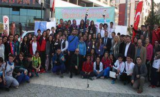 Oryantiring Türkiye Şampiyonası Manisa'da yapıldı