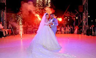 Özge ve Mehmet mutluluğa evet dediler