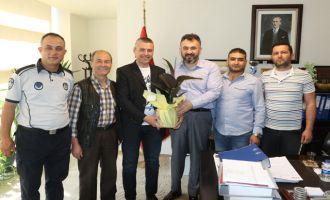 Posta Güvercin Sevenler Derneği'nden Akhisar Belediyesi'ne teşekkür