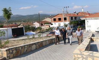 Salih Hızlı, Arabacıbozköy Mahallesinin konuğu oldu