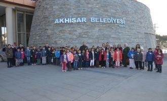 Şehit Ahmet Tezcan İlkokulu öğrencileri şehrini keşfetti