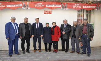 Şehit Denizer'in ismi Akhisar'da yaşayacak