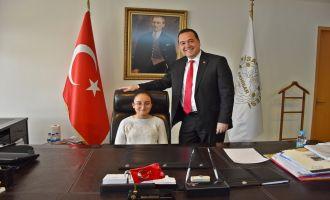 Şehit Kızı Belediye Başkanı oldu