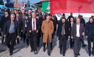 Şehit Serdar Denizer, ana ocağında hayırla anıldı