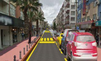Şehit Teğmen Tahir Ün caddesine yeni proje