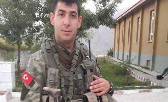 Şemdinli'deki saldırıda Akhisarlı Asker yaralandı