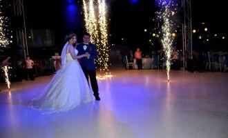 Sevgi ve Umut Ütopia Wedding dedi