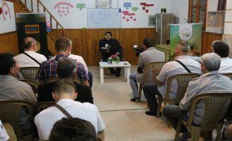 Şeyh İsa ve Çağlak Festivali söyleşisinin konuğu Prof. Dr. Haşim Şahin oldu
