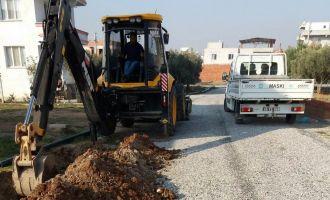 Seyitahmet Mahallesi'nin İçme Suyu Hattı Yenilendi