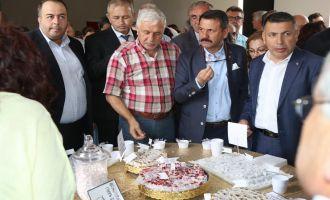 Tarihi Akhisar Lokum Atölyesi, Çağlak Festivali kapsamında tanıtıldı