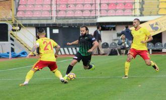 Teleset Mobilya Akhisarspor; 0 - Evkur Yeni Malatyaspor; 0