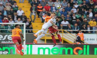 Teleset Mobilya Akhisarspor: 1 - Galatasaray: 2