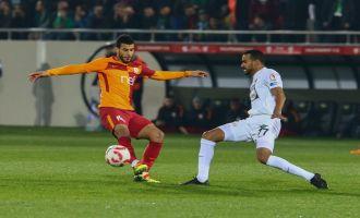 T.M. Akhisarspor; 1 - Galatasaray; 2