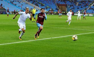 Trabzonspor; 1 - Akhisar Belediyespor; 6