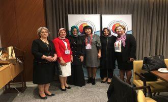 Türk ve Kazak iş kadınları güçlerini birleştiriyor