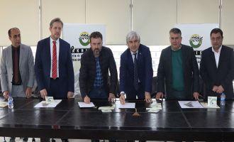 Türkiye'nin ilk Zeytin İhtisas OSB'nde ilk yer teslimleri yapıldı