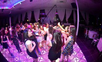 Ütopia Wedding'de mezuniyet kutlamaları sürüyor
