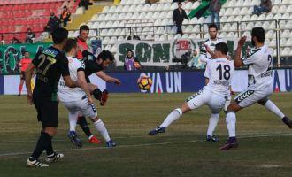 Vaz Te Akhisar'ı Uçurdu 1-0