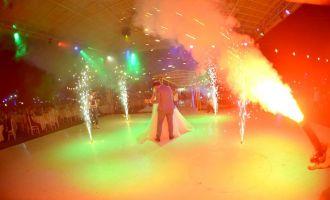 Yeliz ve Süleyman rüya gibi bir düğünle dünya evine girdiler