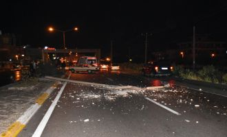 Yeni Garaj Karşısında kaza