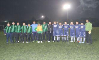 Zabıta Eşref Yücetürk turnuvasında üçüncü hafta sona erdi