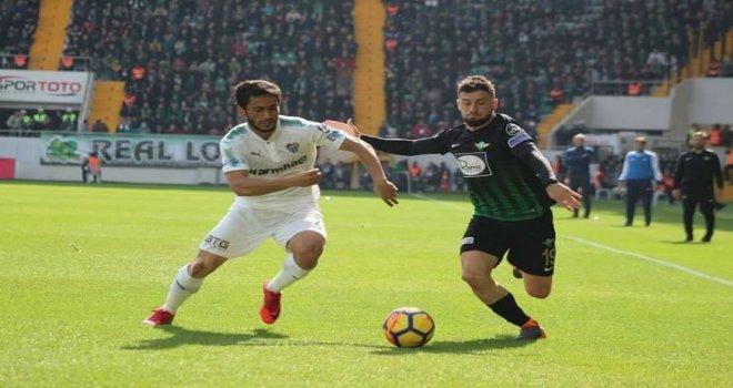 T.M. Akhisarspor; 1 - Bursaspor; 0