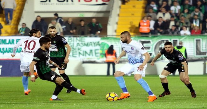 T.M. Akhisarspor; 1 - Trabzonspor; 3