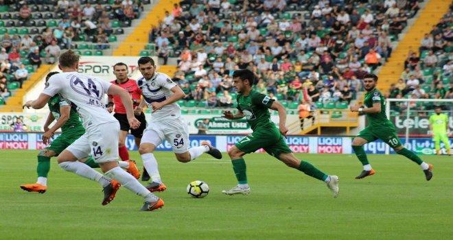 T.M Akhisarspor; 2 - Osmanlıspor; 1