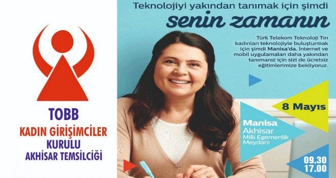 TOBB Kadın Girişimciler Kurulundan e-ticaret yapmak isteyenlere açık davet