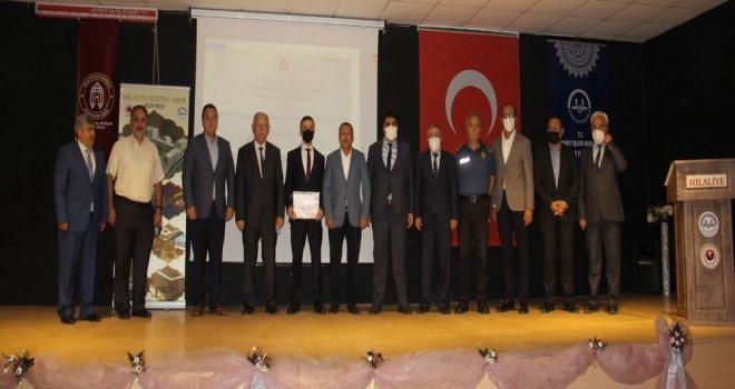 Türkiye Birincisi Hafıza Akhisar'da Ödül Takdim Töreni Düzenlendi