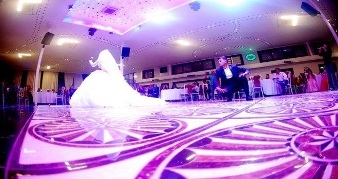 Zeynep ile Halil İbrahim'in görkemli düğünü