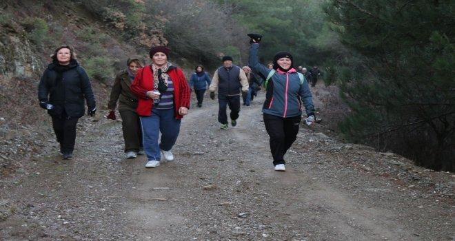 Zinde Yaşam Kulübü'nde Doğa Yürüyüşleri devam ediyor